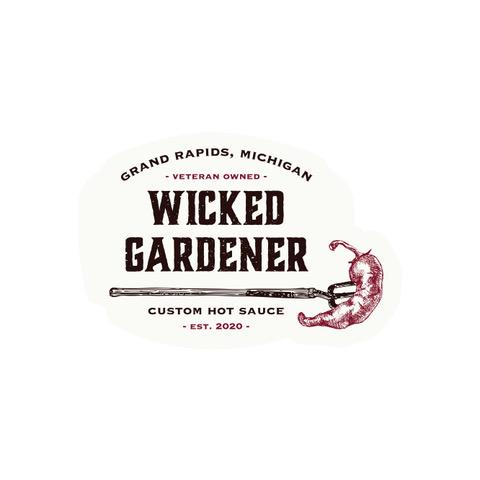 Wicked Gardener Logos